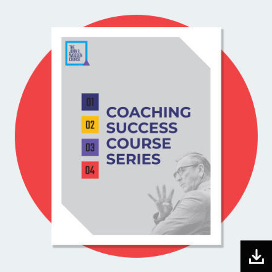 Picture of Coaching Success Course Series: Complete Set